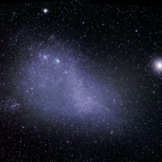 Outreach image, Small Magellanic Cloud