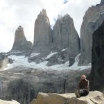 Bogumił Pilecki, Torres del Paine, Chile
