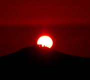 Cerro Armazones sunset