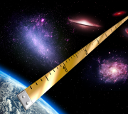Even more accurate benchmark for cosmic distances