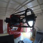 IRIS telescope at OCA, Chile